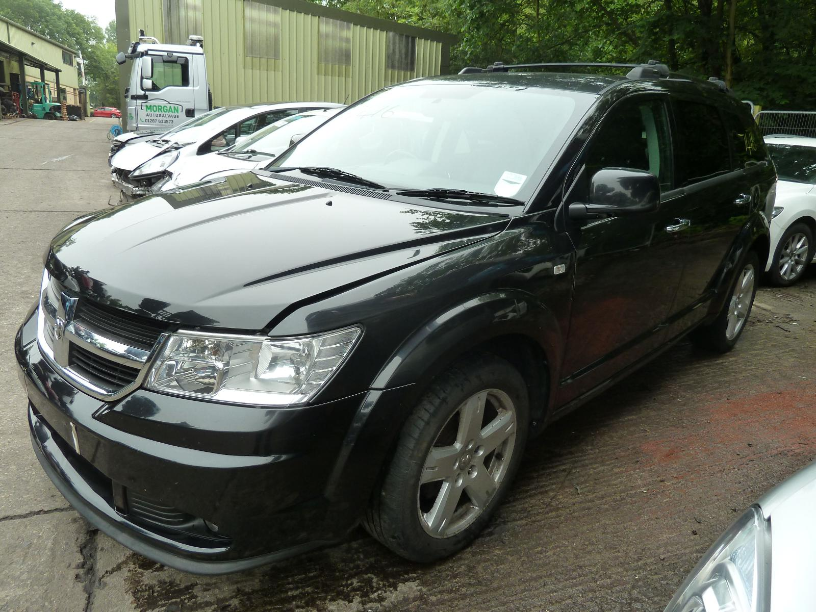 Image for a DODGE JOURNEY 2010 5 Door Unknown
