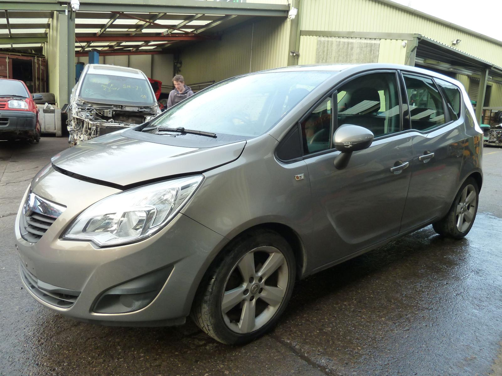Image for a VAUXHALL MERIVA 2010 5 Door Unknown