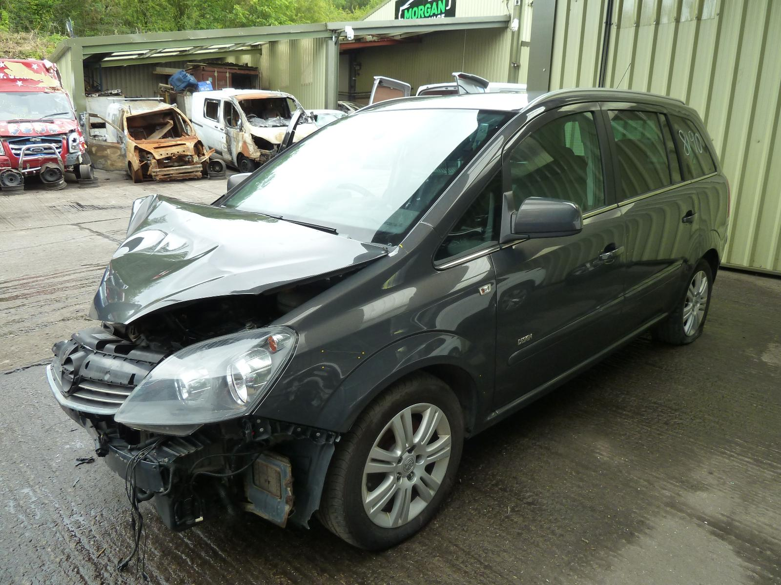 Image for a VAUXHALL ZAFIRA 2013 5 Door Estate