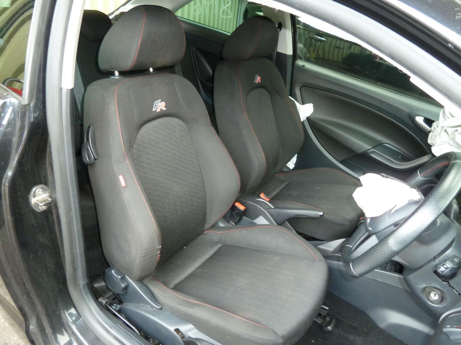 View SEAT IBIZA 2010 3 Door Hatchback