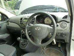 View HYUNDAI I10 2009 5 Door Hatchback