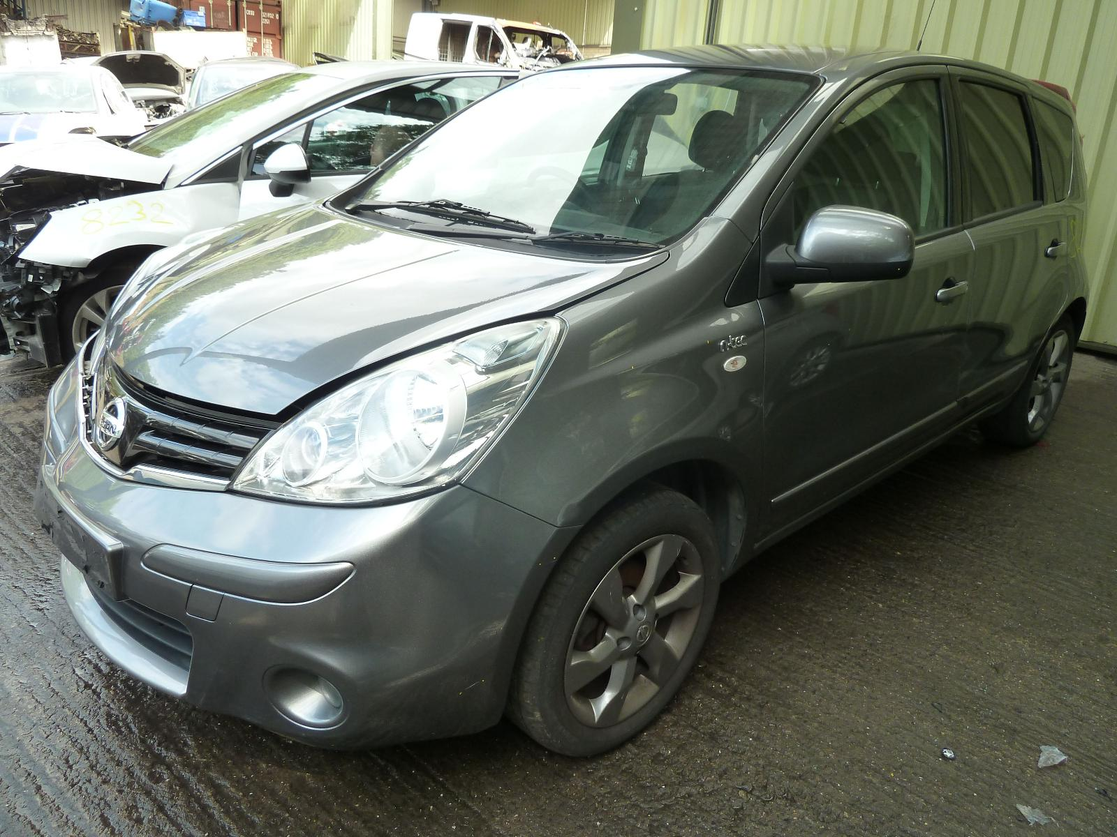 Image for a NISSAN NOTE 2011 5 Door BODYSTYLE.MPV