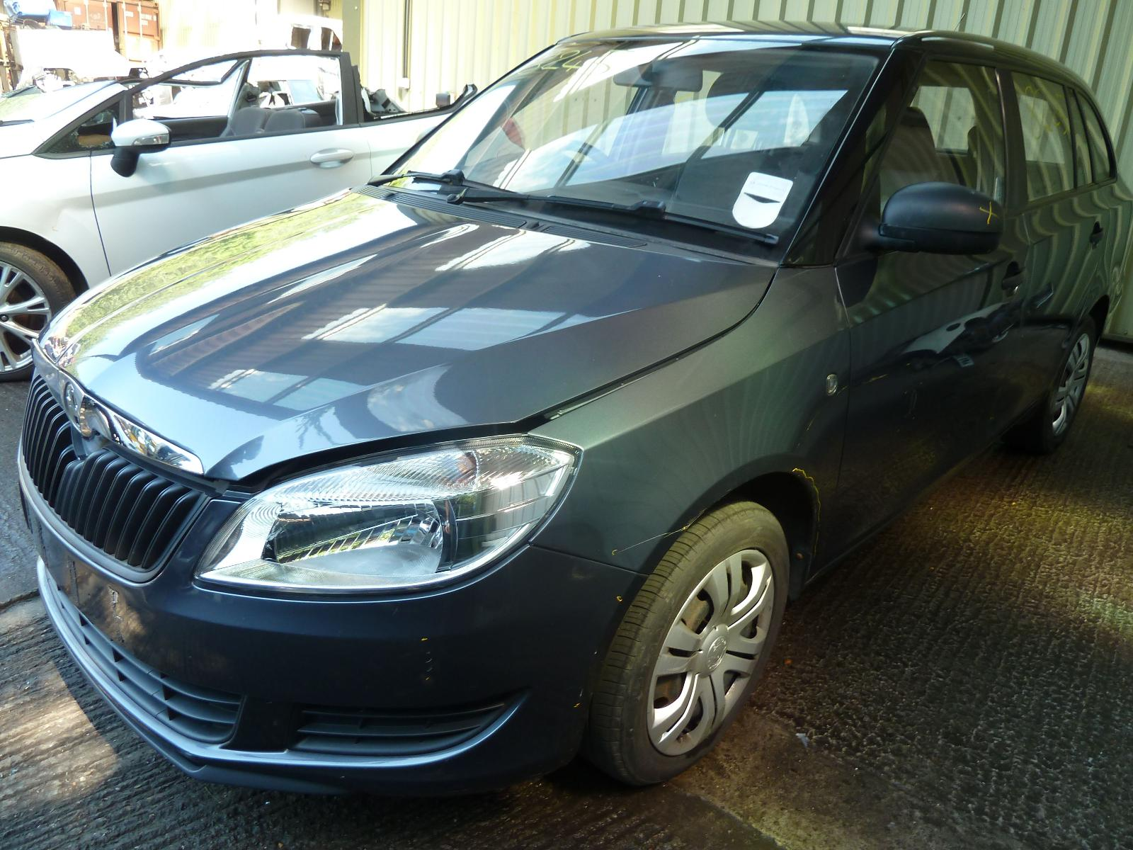 Image for a SKODA FABIA 2010 5 Door Estate