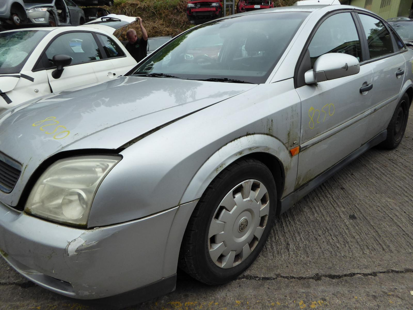 Image for a VAUXHALL VECTRA 2003 5 Door Hatchback