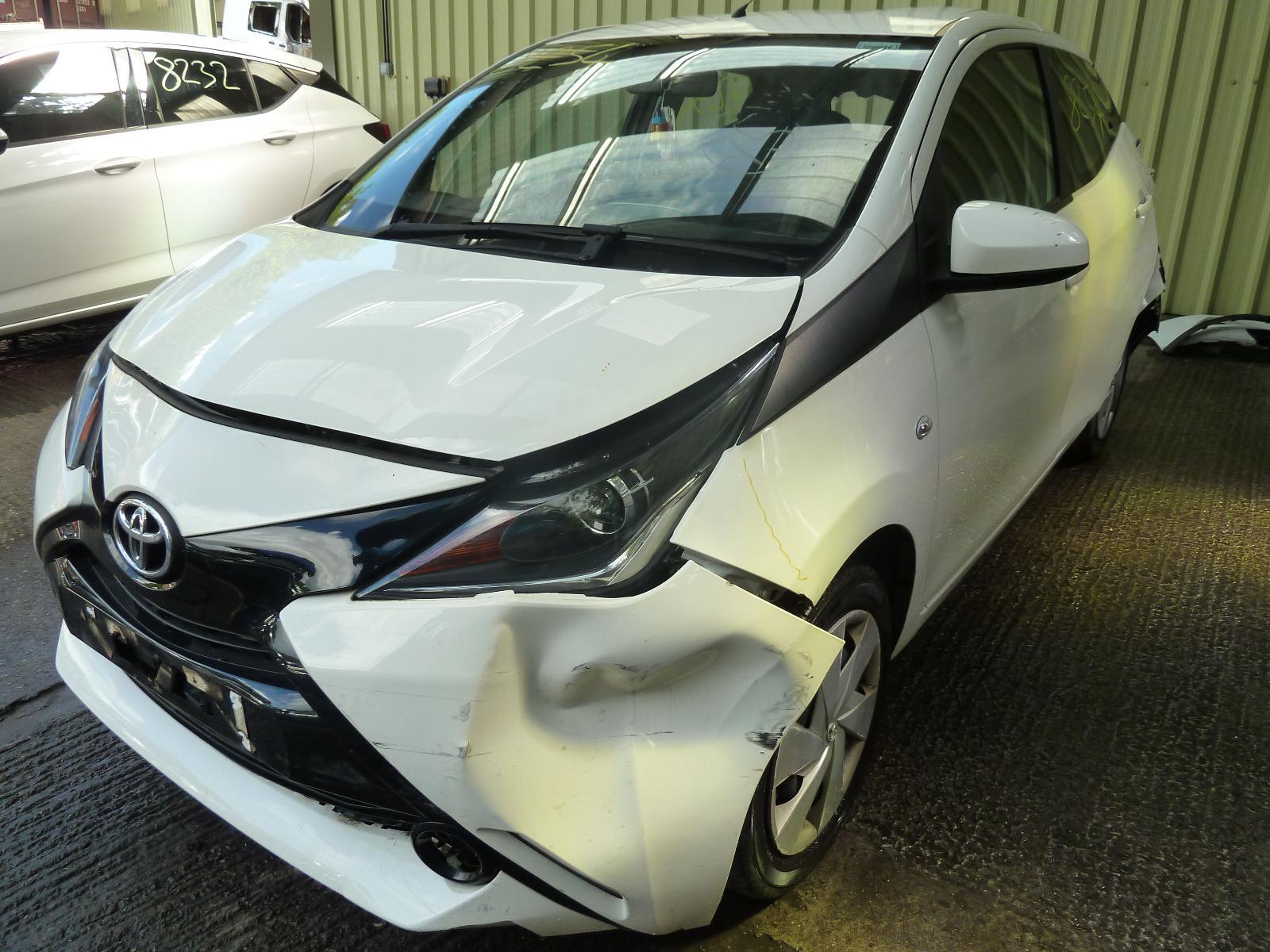 Image for a TOYOTA AYGO 2015 5 Door Hatchback