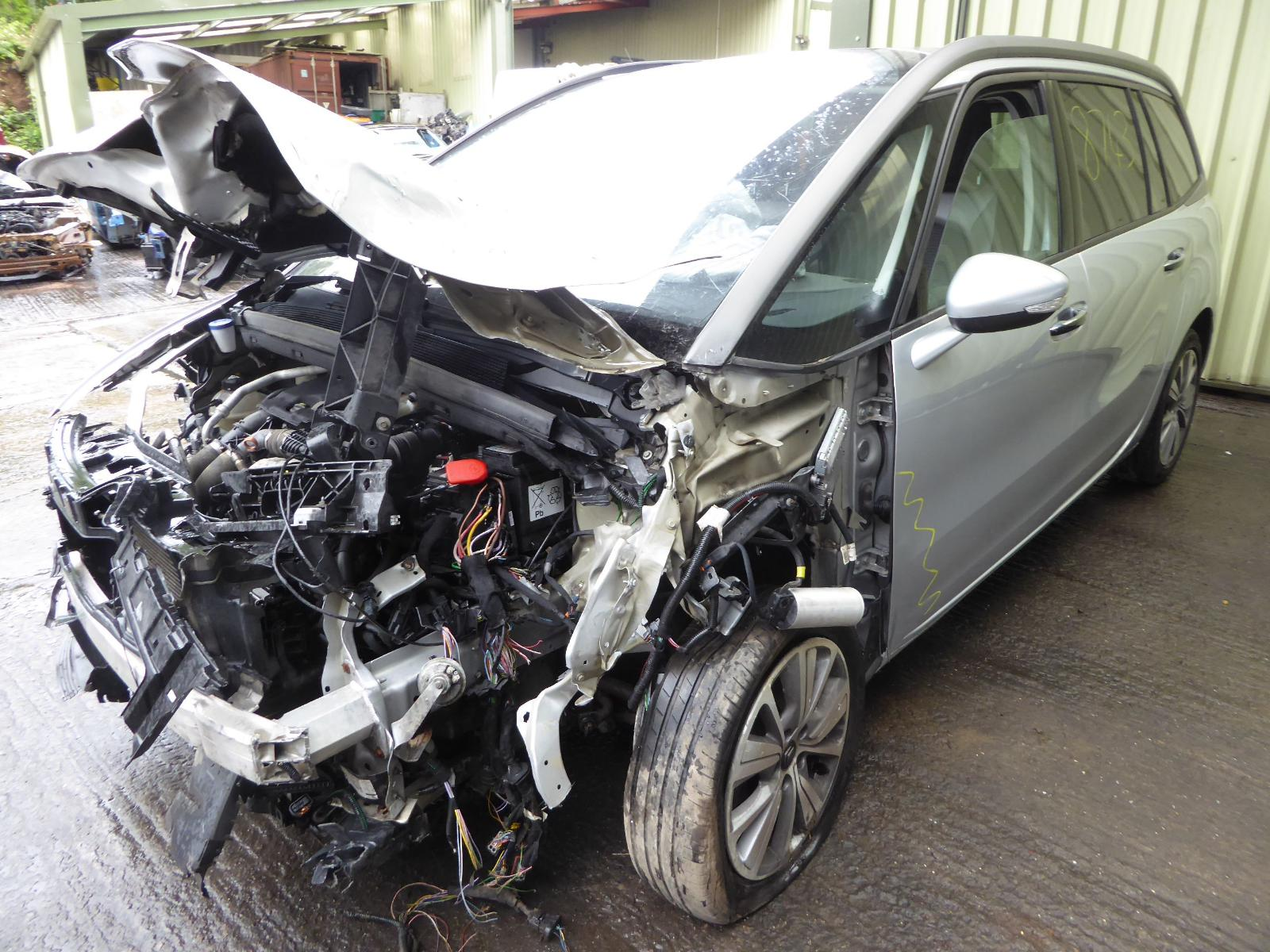 Image for a CITROEN C4 PICASSO 2014 5 Door BODYSTYLE.MPV