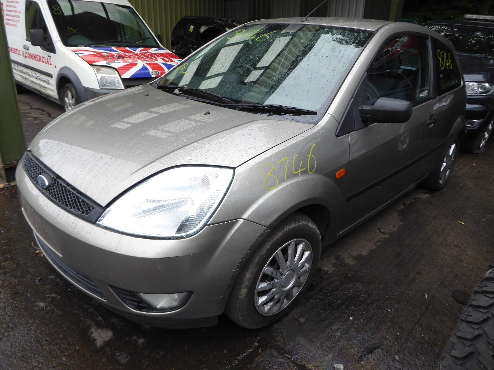 Image for a FORD FIESTA 2003 3 Door Hatchback
