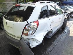 View VAUXHALL ANTARA 2012 5 Door Hatchback