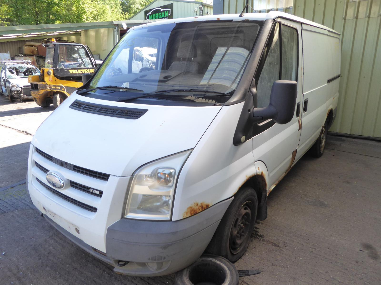 Image for a FORD TRANSIT 2006 Unknown Van