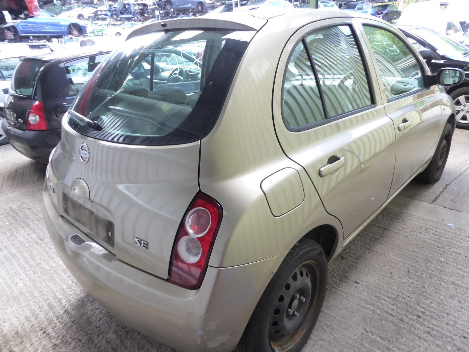 View NISSAN MICRA 2005 5 Door Hatchback