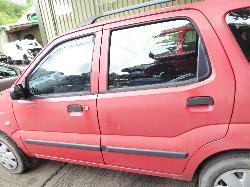 View SUZUKI IGNIS 2003 5 Door Hatchback