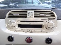 View FIAT 500 2012 3 Door Hatchback