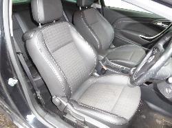View VAUXHALL ASTRA 2012 3 Door Hatchback