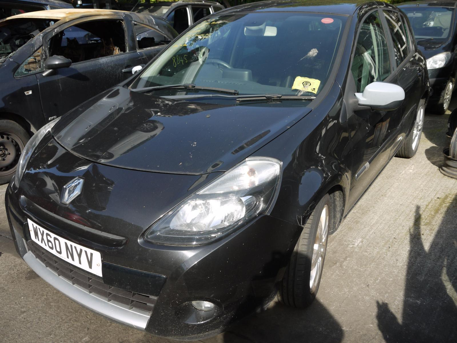 Image for a RENAULT CLIO 2010 5 Door Hatchback