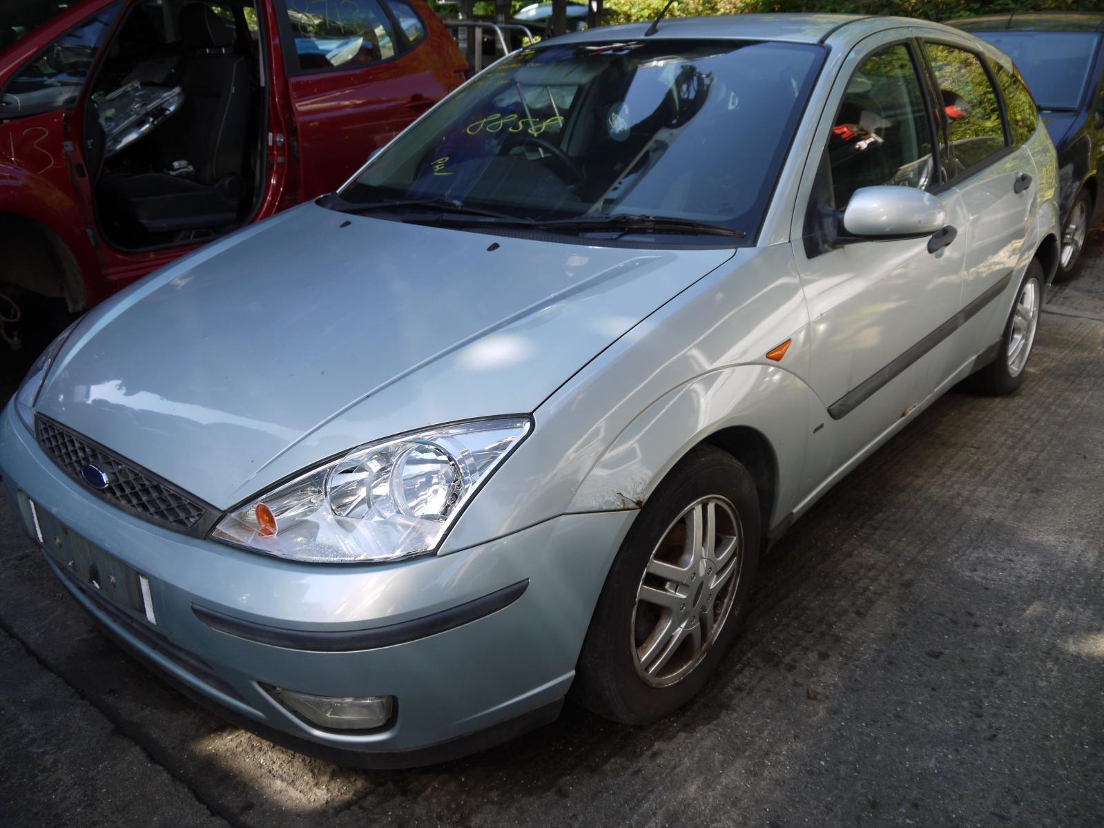 Image for a FORD FOCUS 2004 5 Door Hatchback