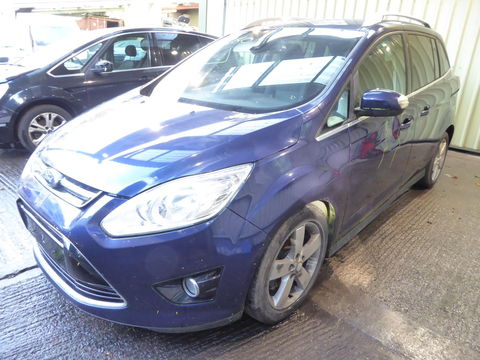 Image for a FORD FOCUS C MAX 2011 5 Door BODYSTYLE.MPV