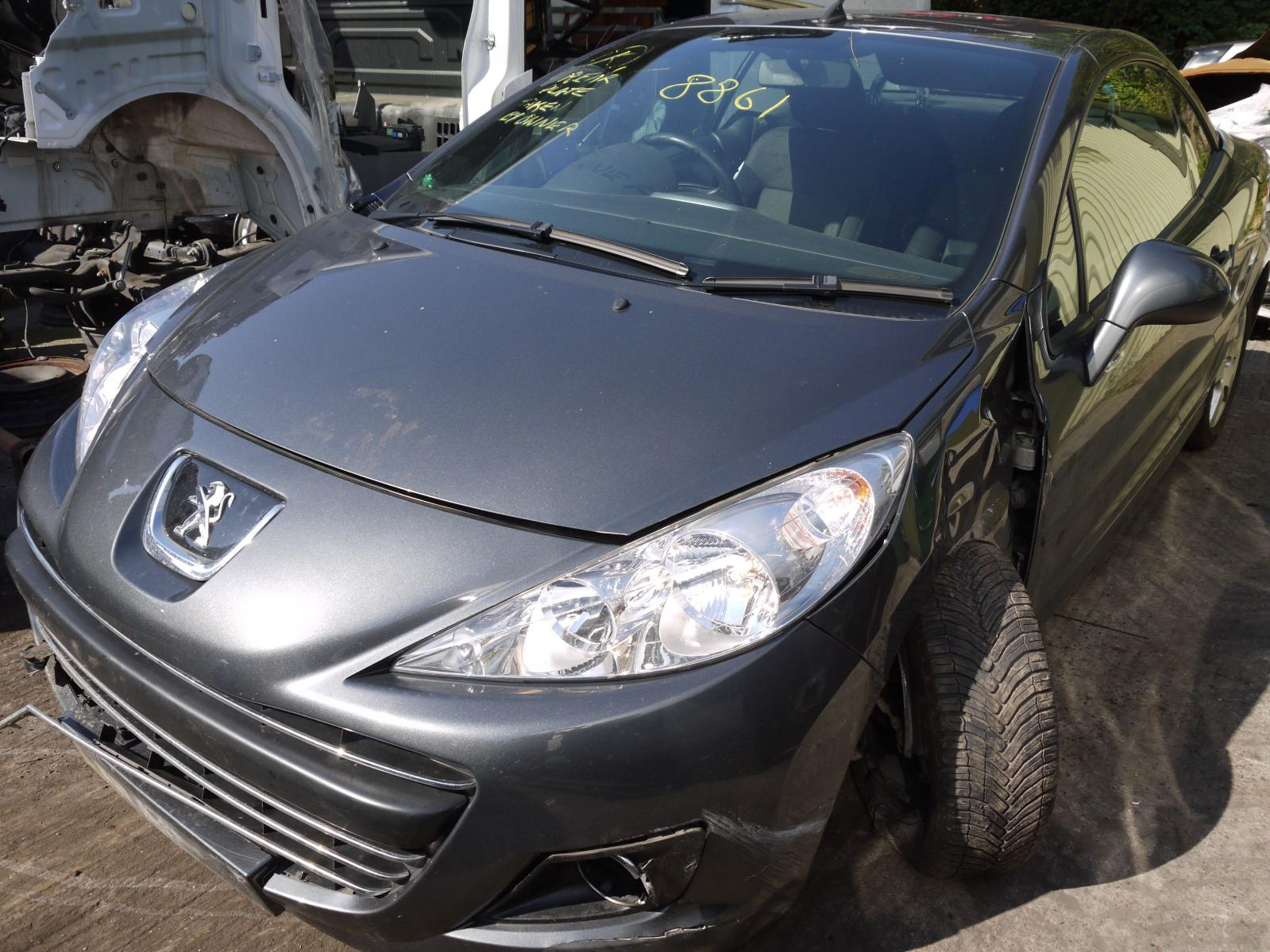 Image for a PEUGEOT 207 2013 2 Door Convertable
