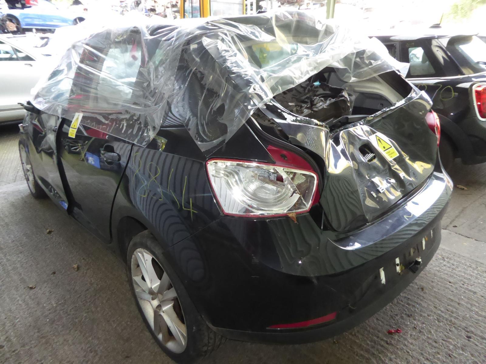 View SEAT IBIZA 2011 5 Door Hatchback