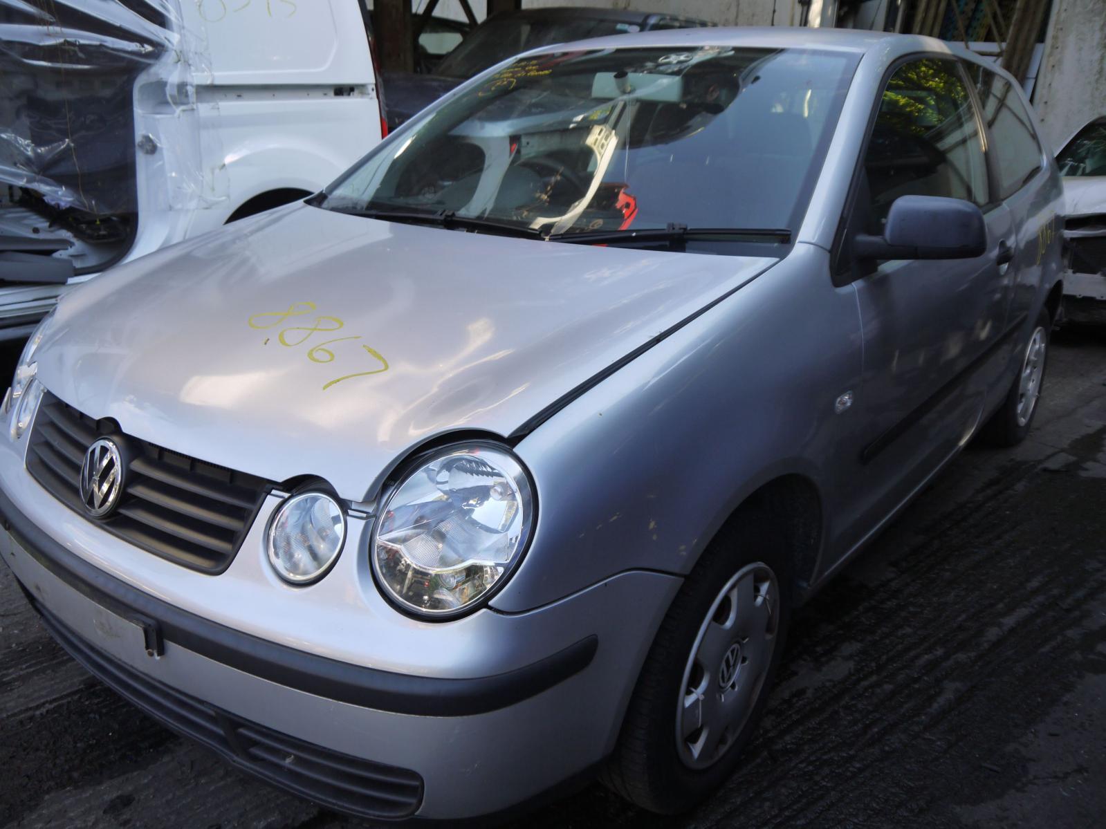 Image for a VOLKSWAGEN POLO 2005 3 Door Hatchback