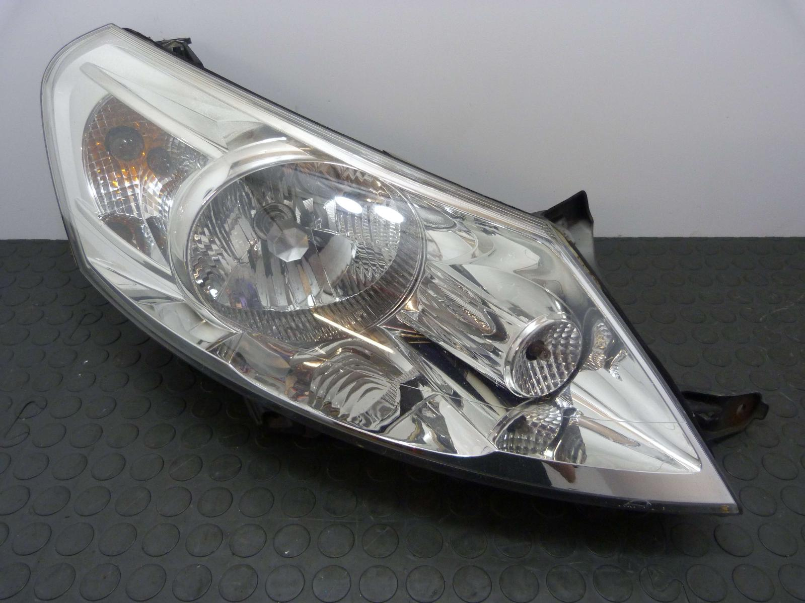 CITROEN DISPATCH 2004-2006 HEADLIGHT HEADLAMP PASSENGER SIDE NEAR SIDE LEFT HAND