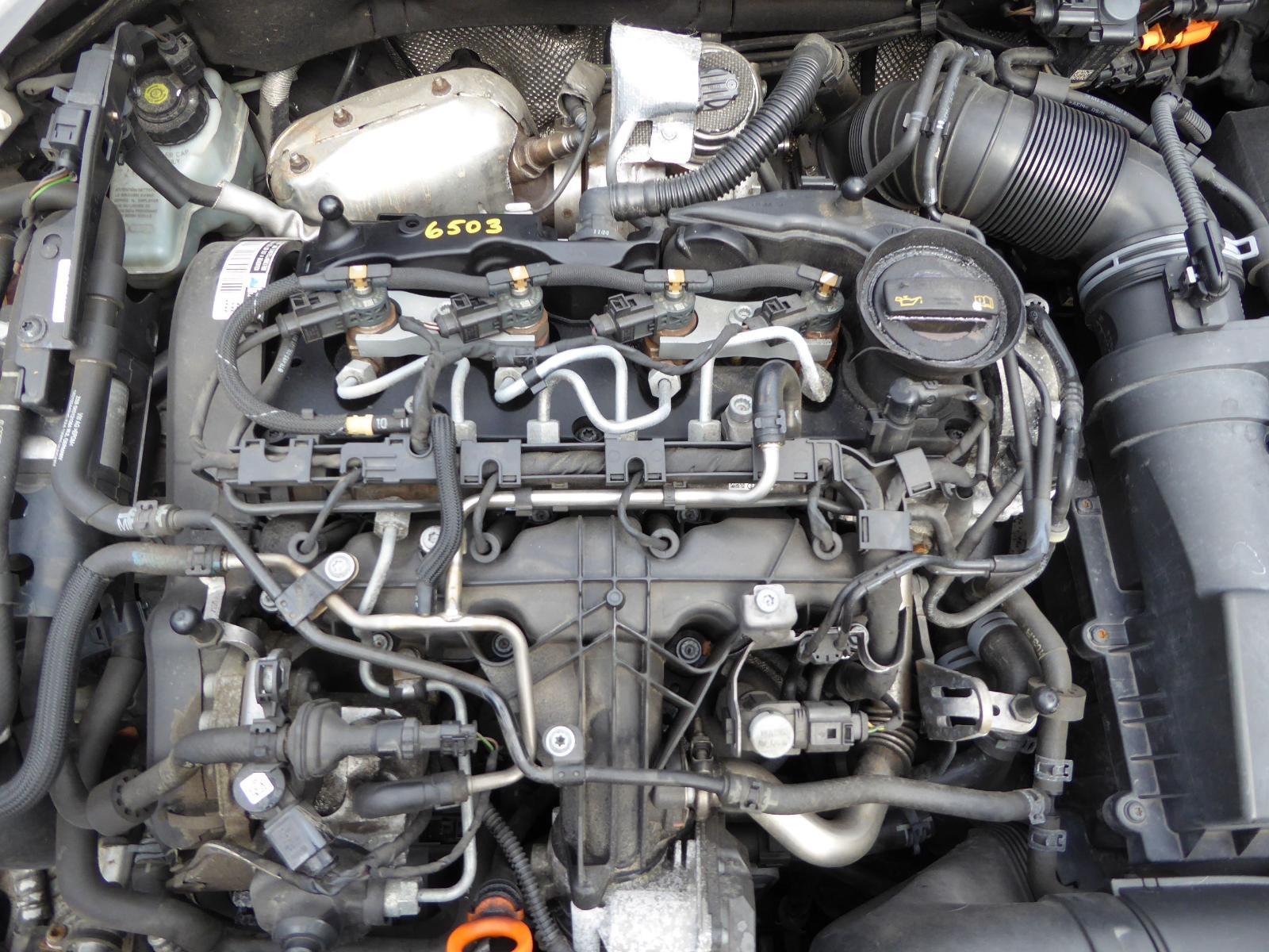 Volkswagen 20 Engine