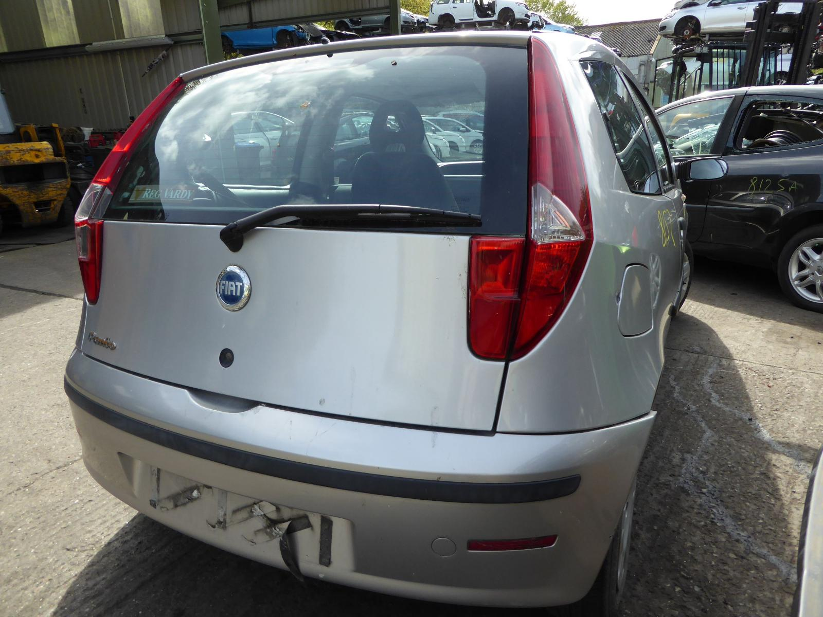 View Auto part Bootlid/Tailgate FIAT PUNTO 2005