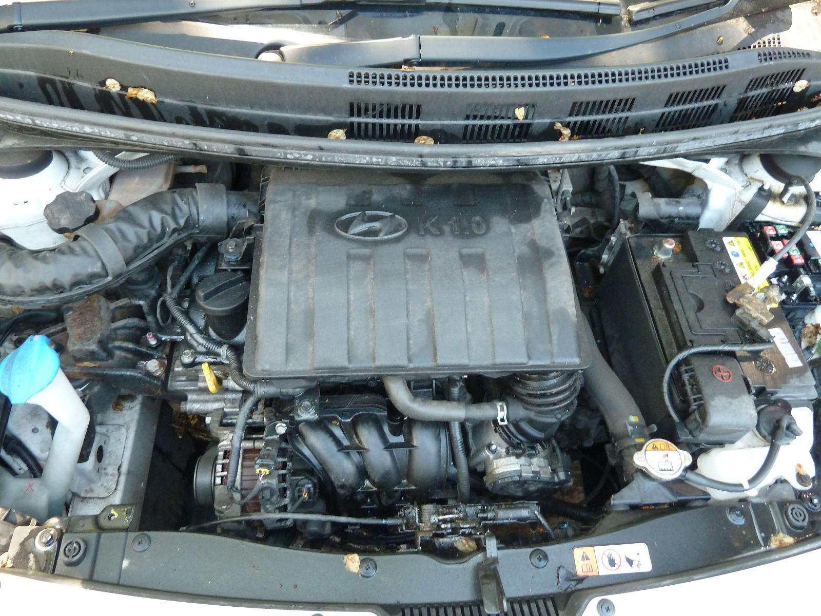 View Auto part Engine HYUNDAI I10 2016