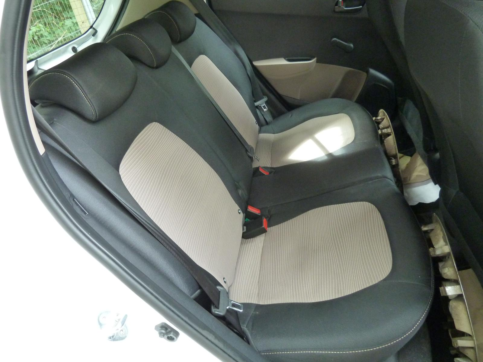 View Auto part 2nd Seat (Rear Seat) HYUNDAI I10 2016