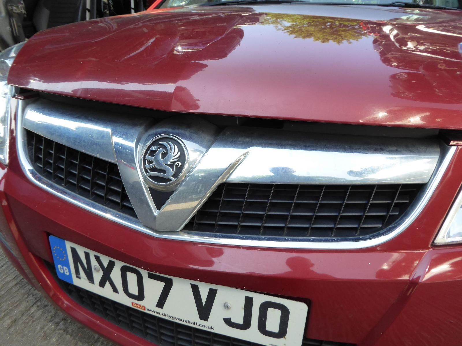 View Auto part Grille VAUXHALL VECTRA 2007