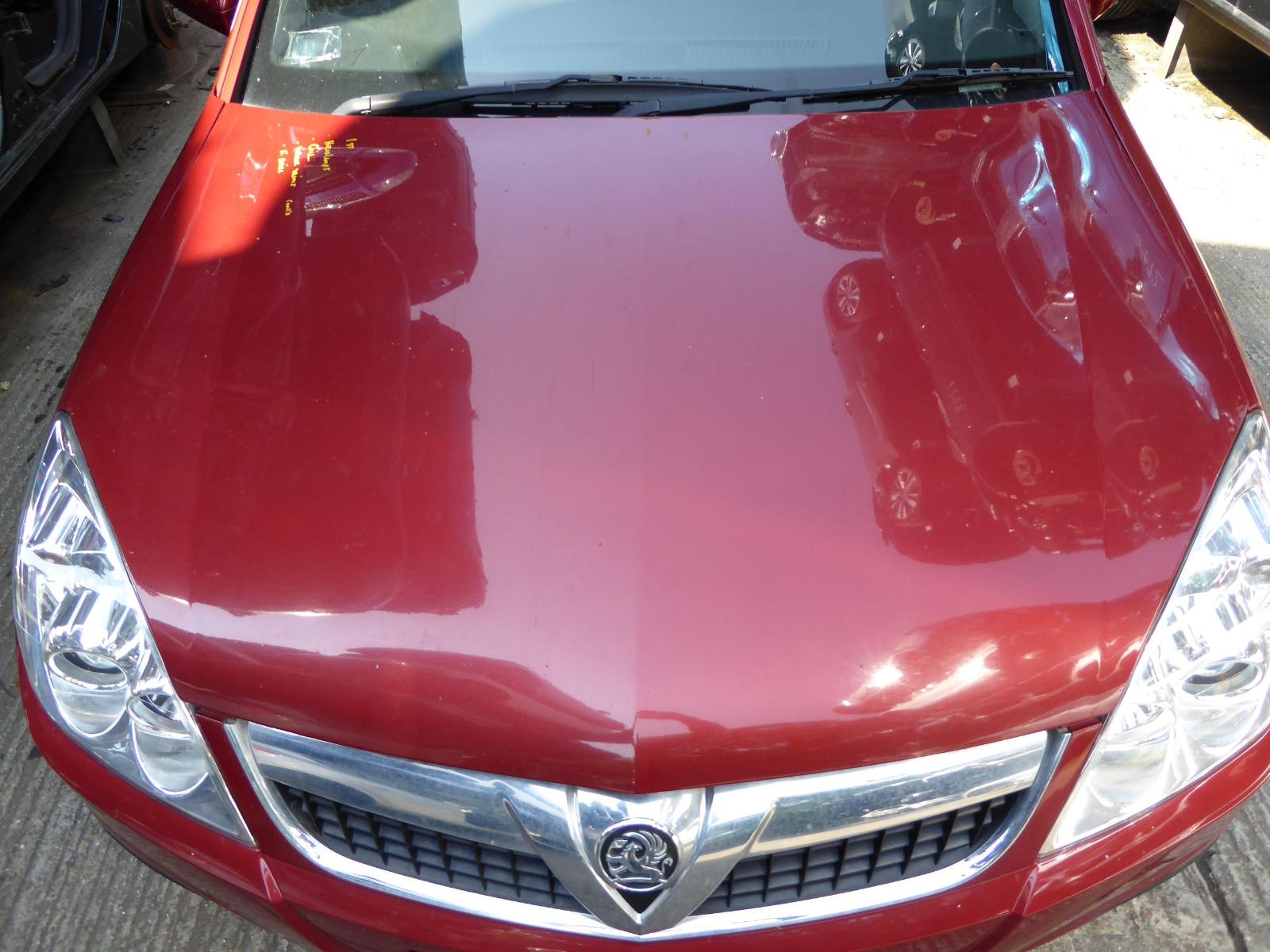 View Auto part Bonnet VAUXHALL VECTRA 2007