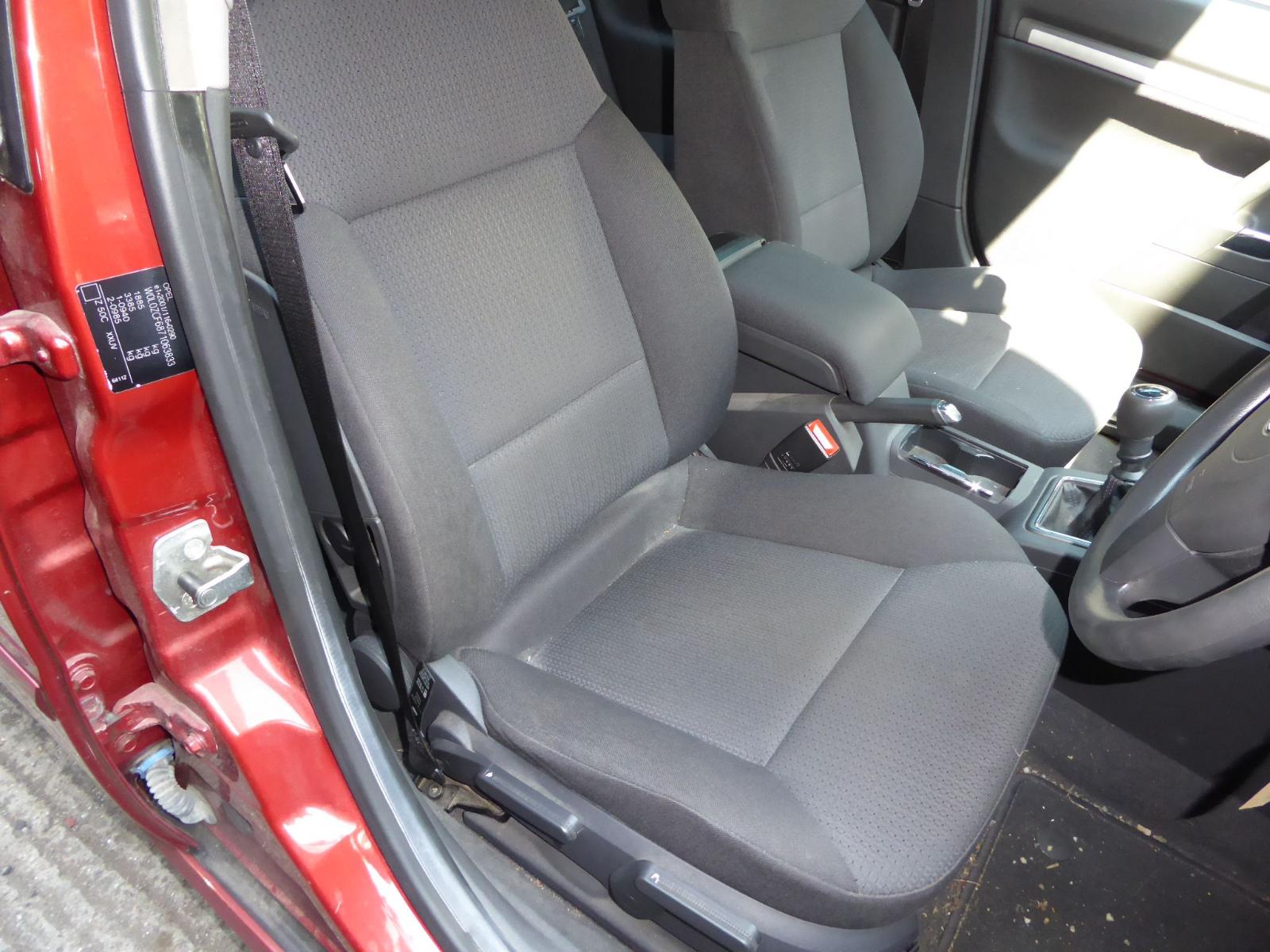 View Auto part Front Seat VAUXHALL VECTRA 2007