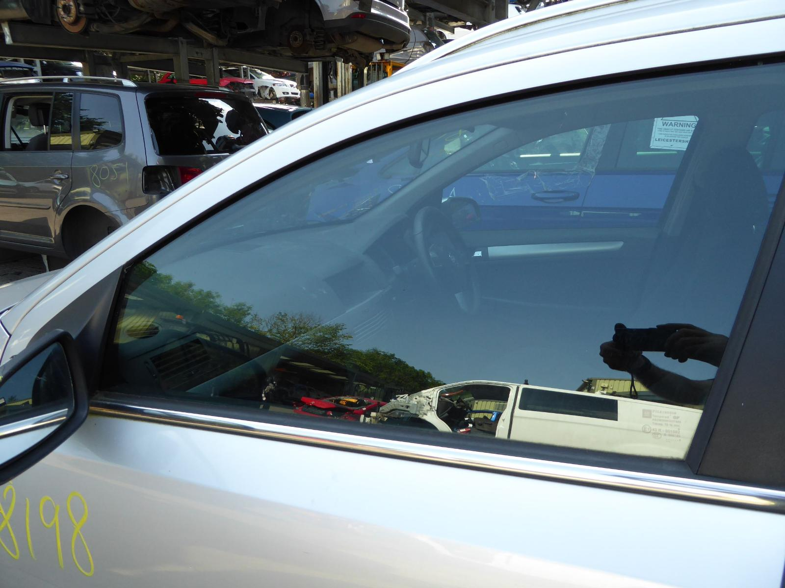 View Auto part LF Door Window VAUXHALL ASTRA 2008