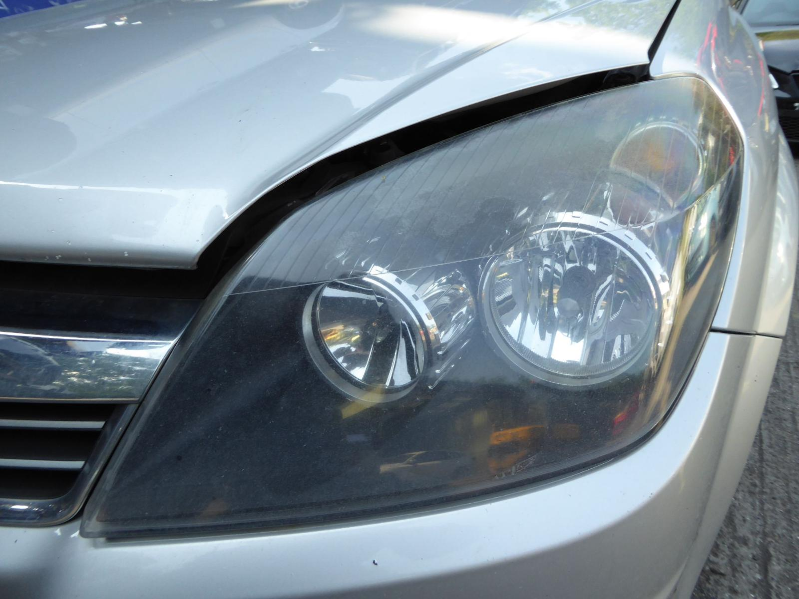 View Auto part L Headlamp VAUXHALL ASTRA 2008