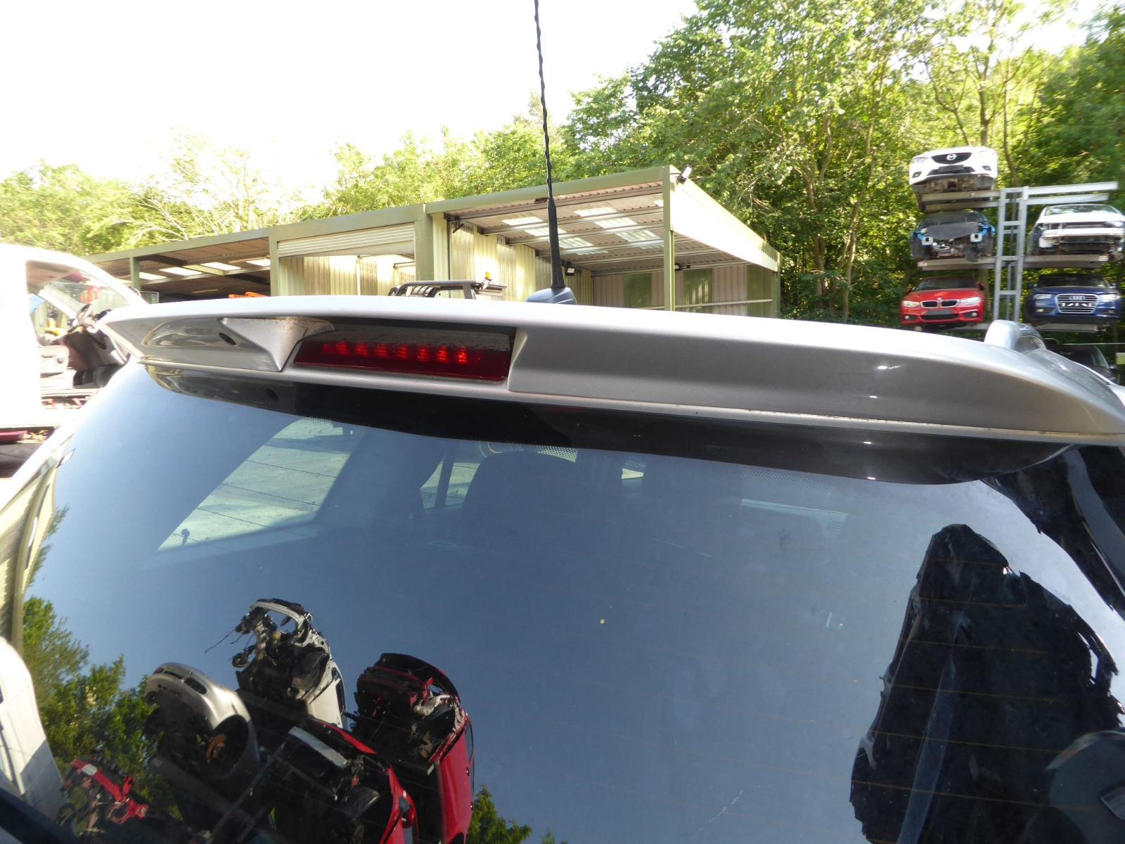 View Auto part Rear Spoiler VAUXHALL ASTRA 2008