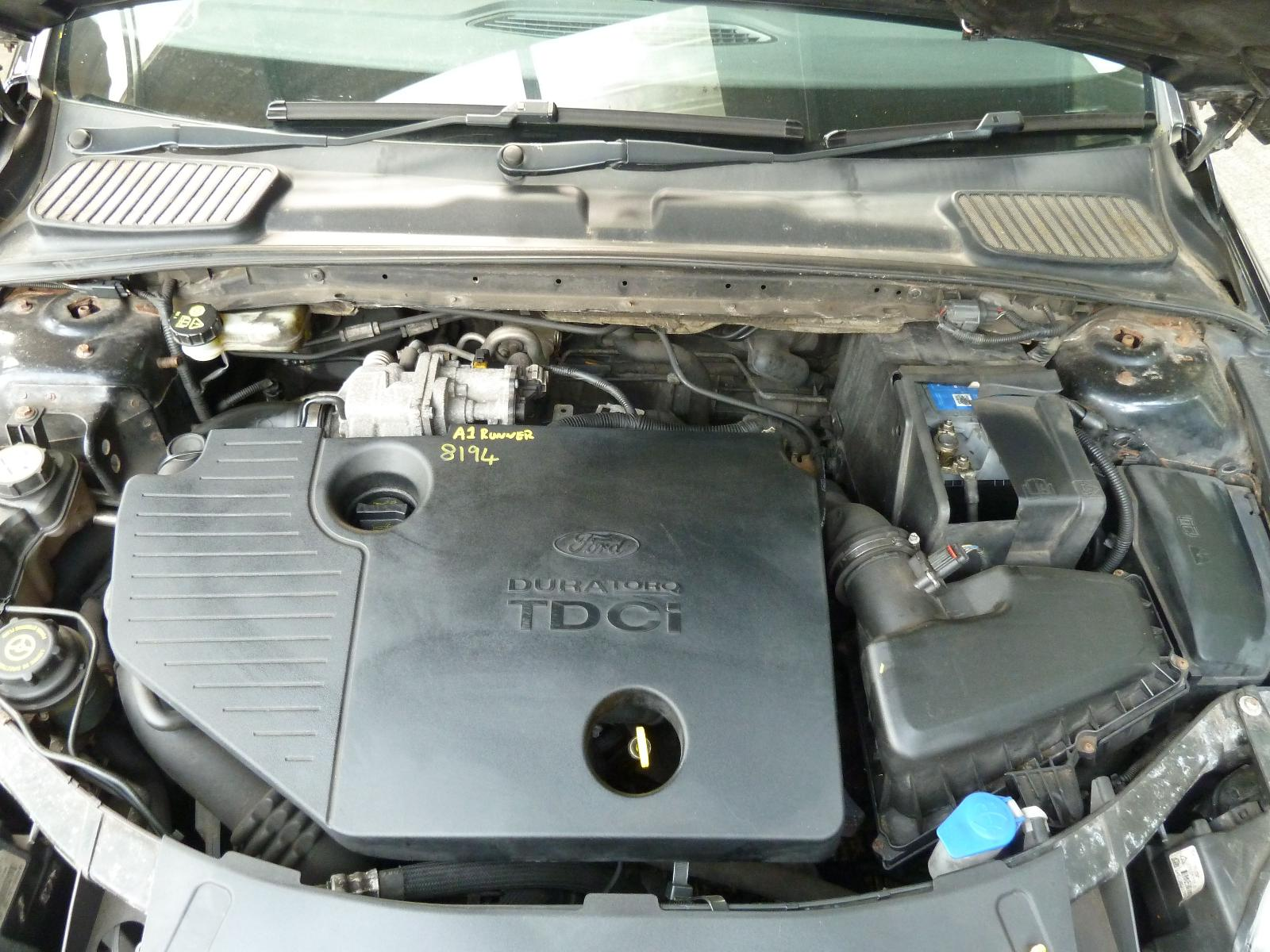 View Auto part Engine FORD MONDEO 2007