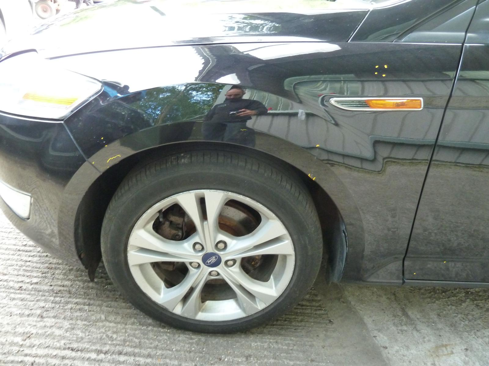 View Auto part L Wing FORD MONDEO 2007