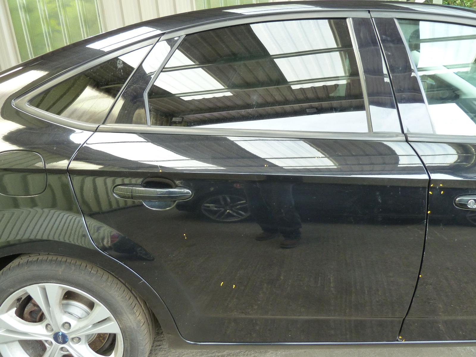 View Auto part R Rear Door FORD MONDEO 2007