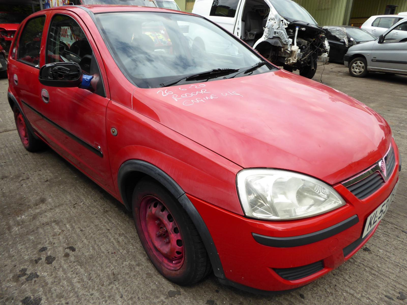 View Auto part Coil/Coil Pack VAUXHALL CORSA 2003