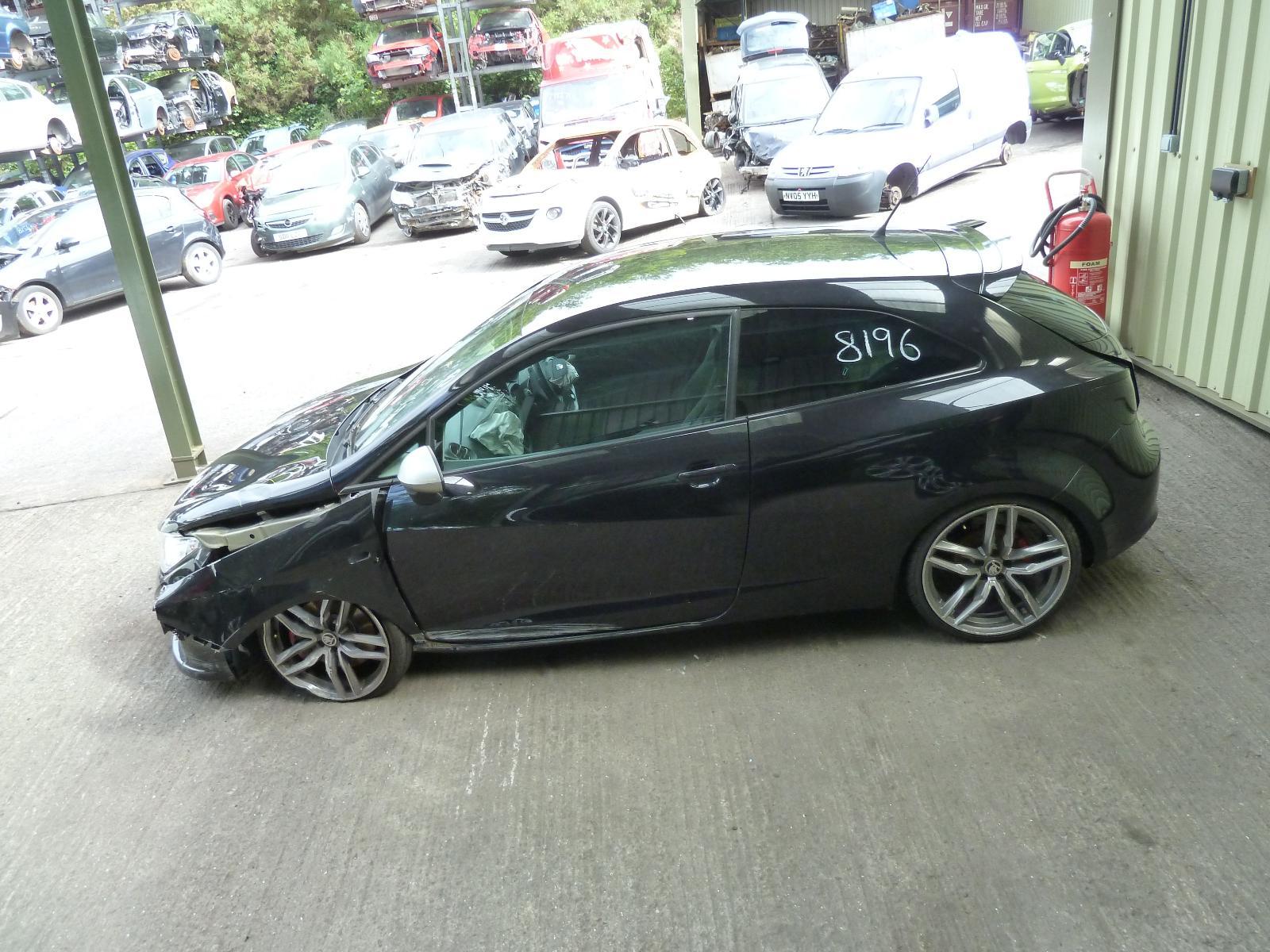 View Auto part LF Door Window SEAT IBIZA 2010