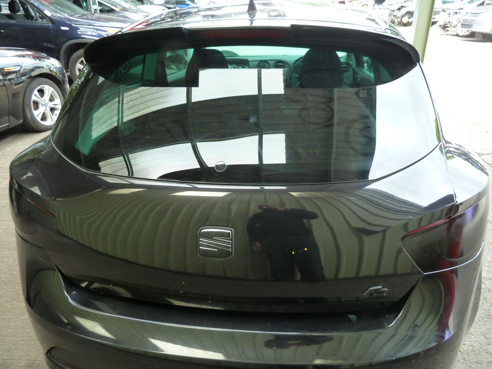 View Auto part Bootlid/Tailgate SEAT IBIZA 2010