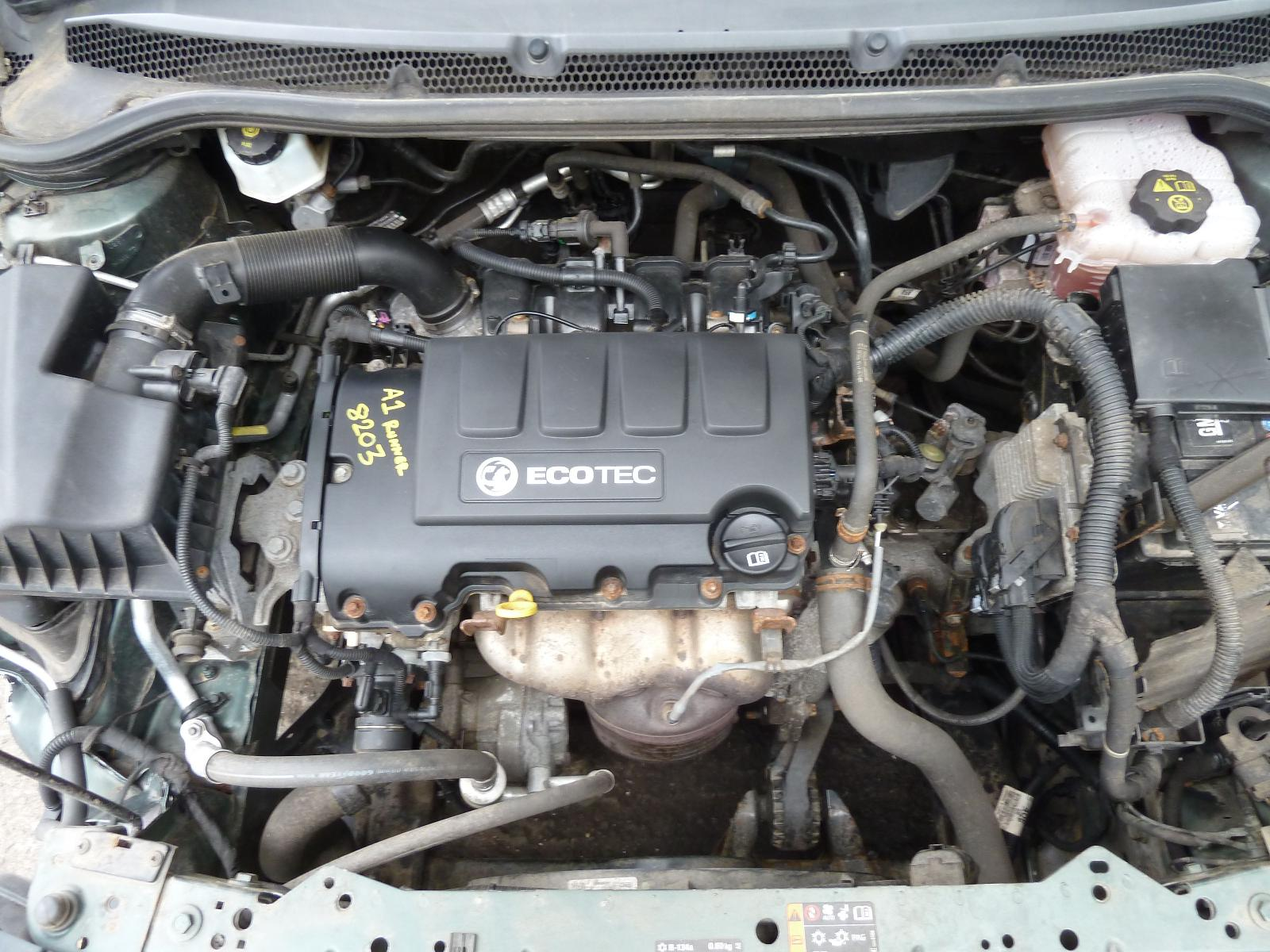 View Auto part Engine VAUXHALL ASTRA 2011