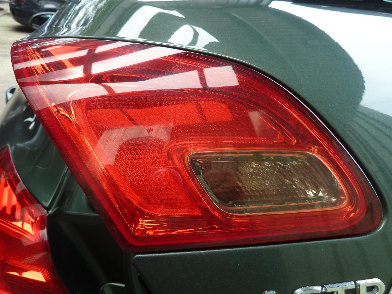 View Auto part L Taillight VAUXHALL ASTRA 2011