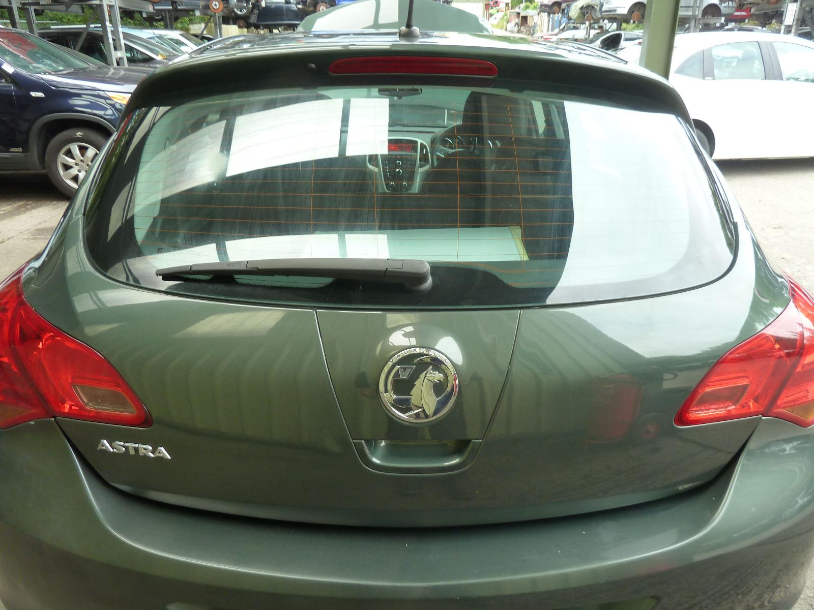 View Auto part Bootlid/Tailgate VAUXHALL ASTRA 2011