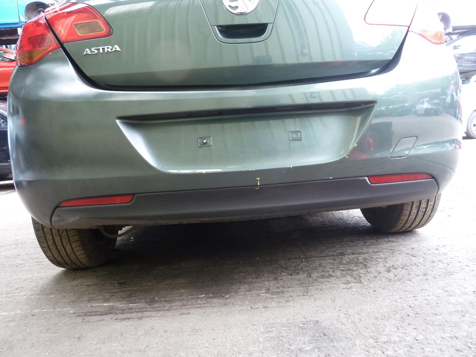 View Auto part Rear Bumper VAUXHALL ASTRA 2011
