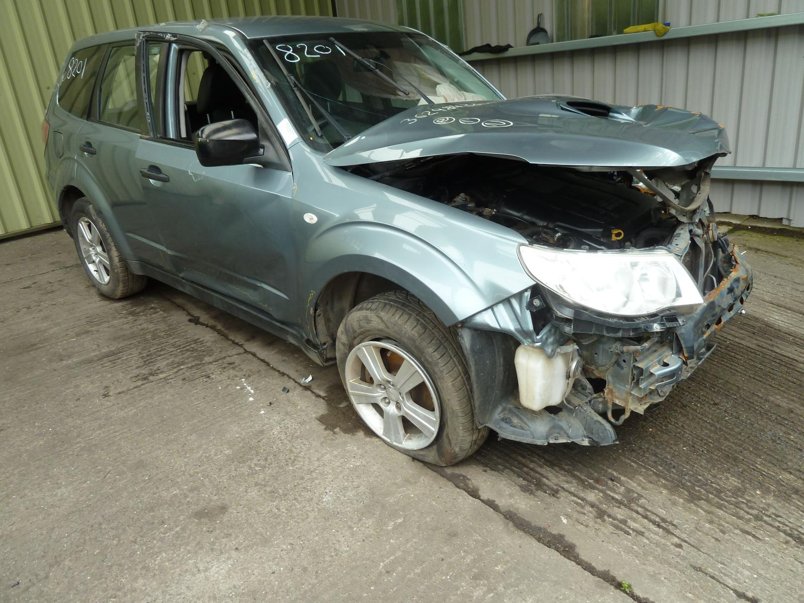 View Auto part Steering Box/Rack SUBARU FORESTER 2012