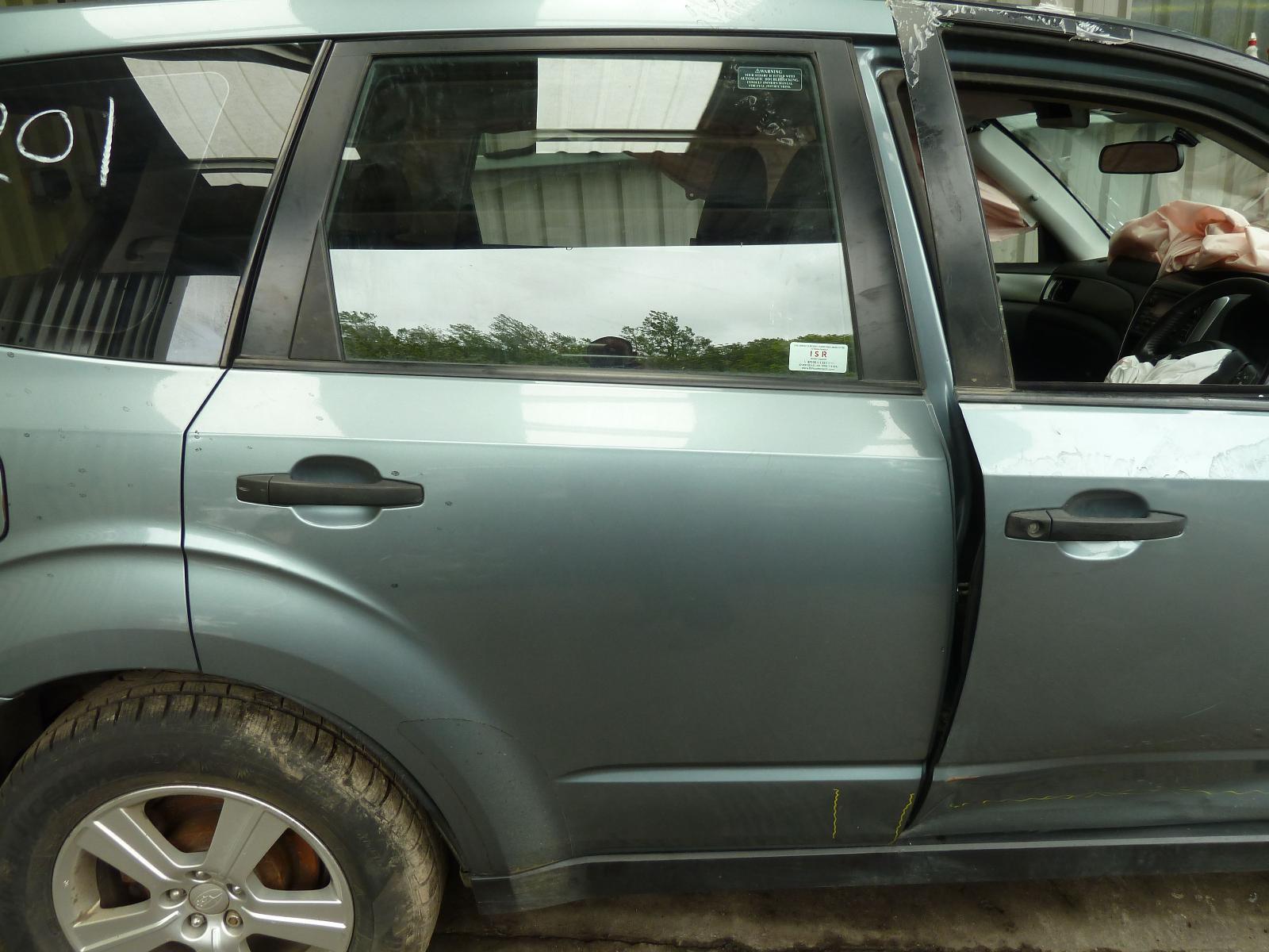 View Auto part R Rear Door SUBARU FORESTER 2012