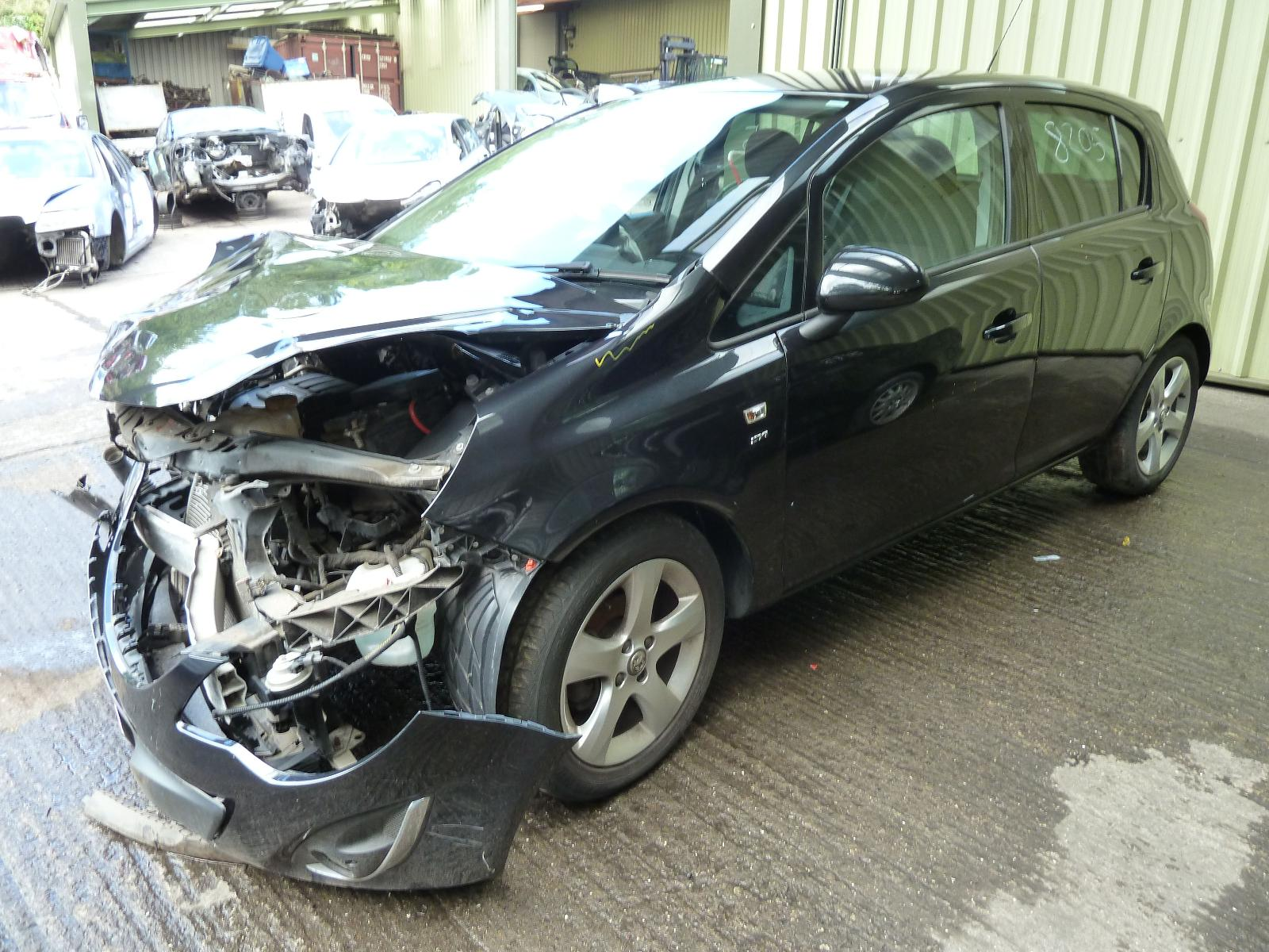 View Auto part Gearbox VAUXHALL CORSA 2013