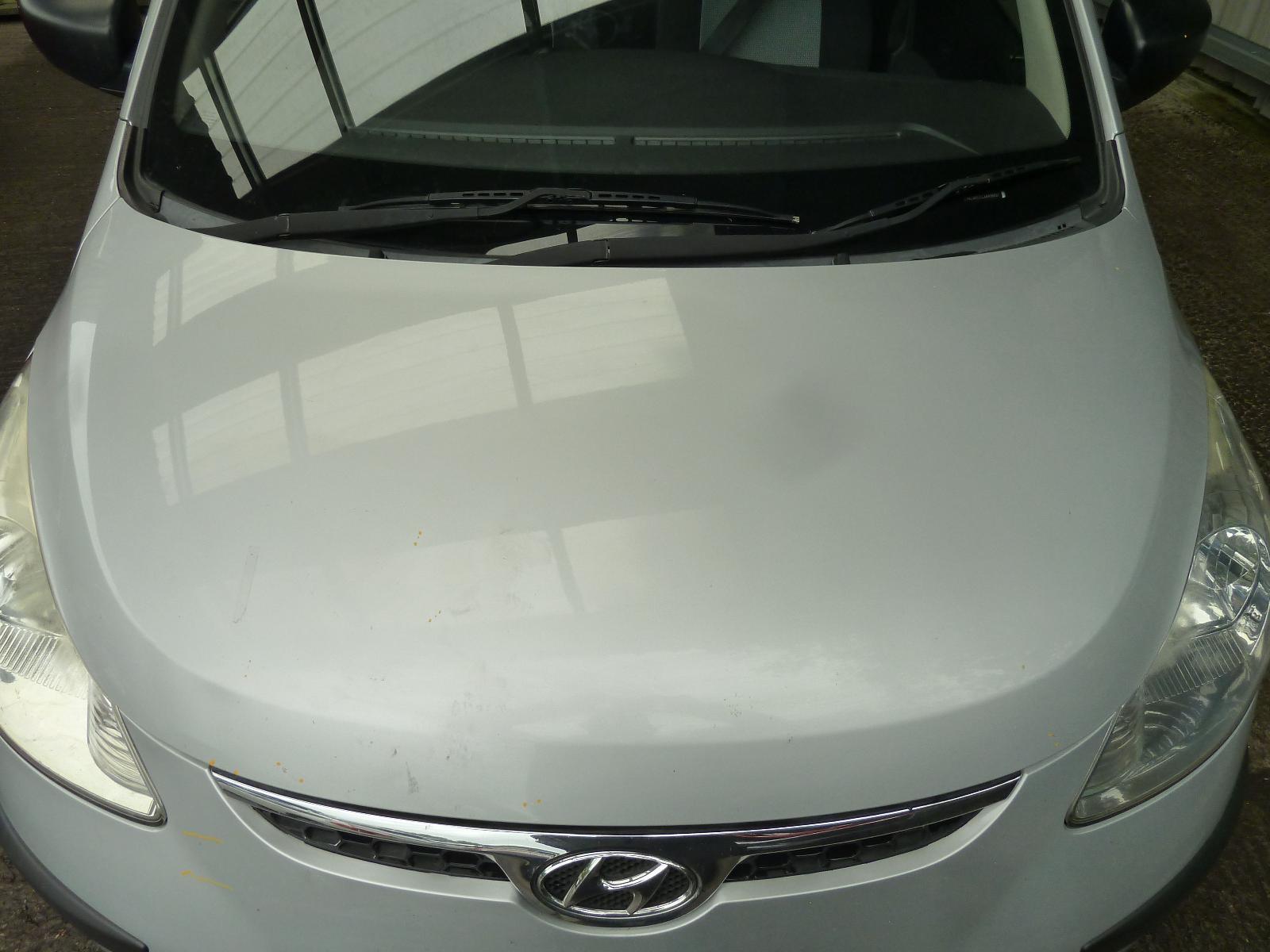 View Auto part Bonnet HYUNDAI I10 2009