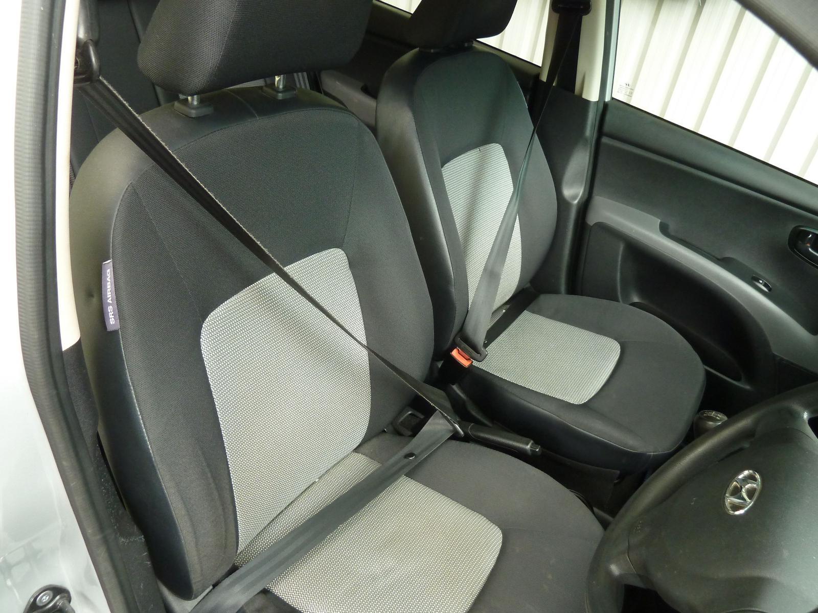 View Auto part Seat Belt HYUNDAI I10 2009