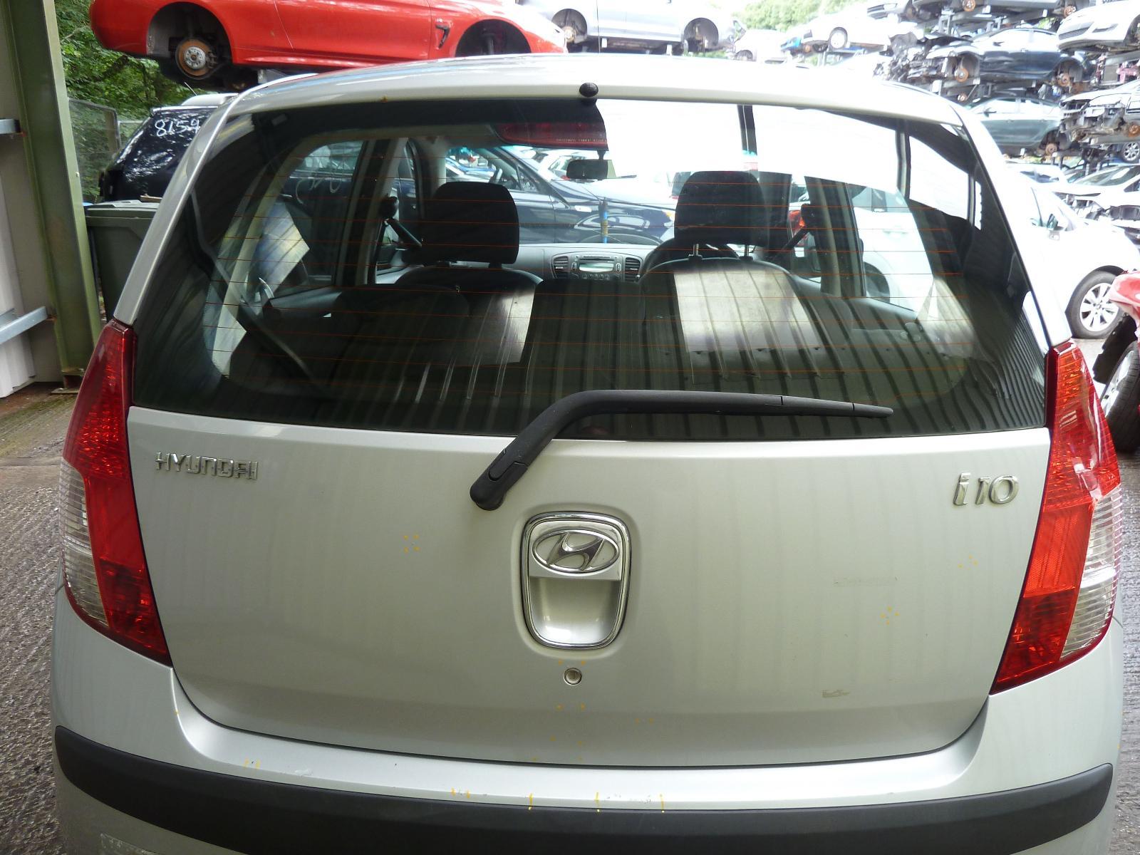 View Auto part Bootlid/Tailgate HYUNDAI I10 2009